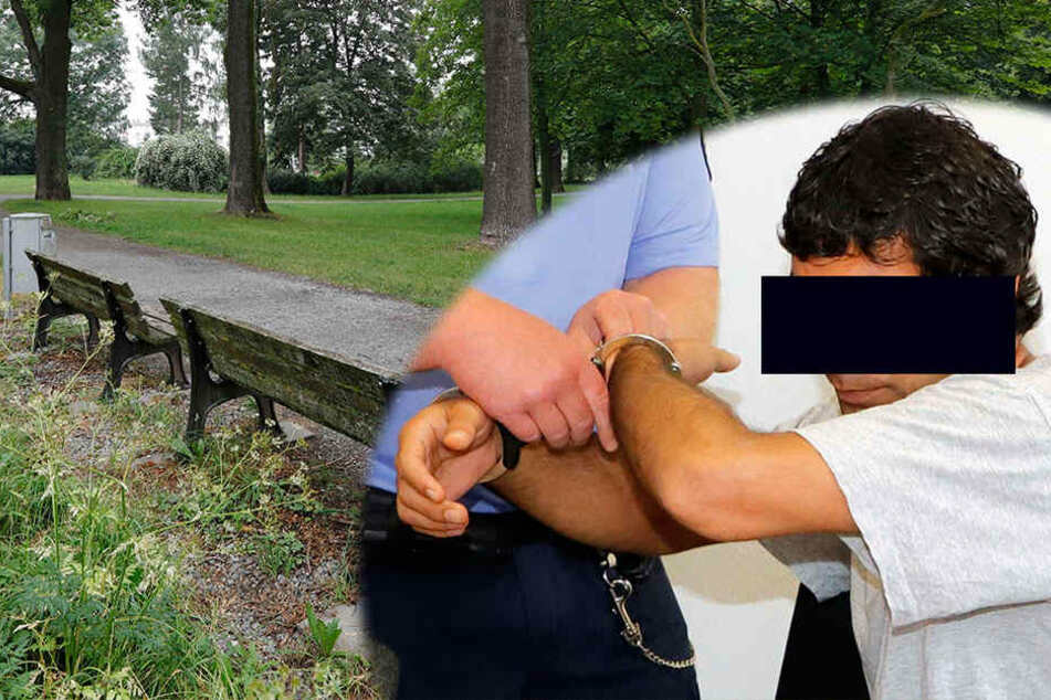 Prozess nach brutalem Raub im Park: Ein Täter ist noch auf der Flucht