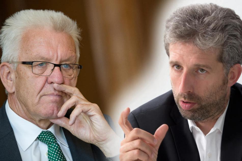 """""""In die Pampa schicken"""": Palmer springt Kretschmann nach Flüchtlings-Äußerung bei"""