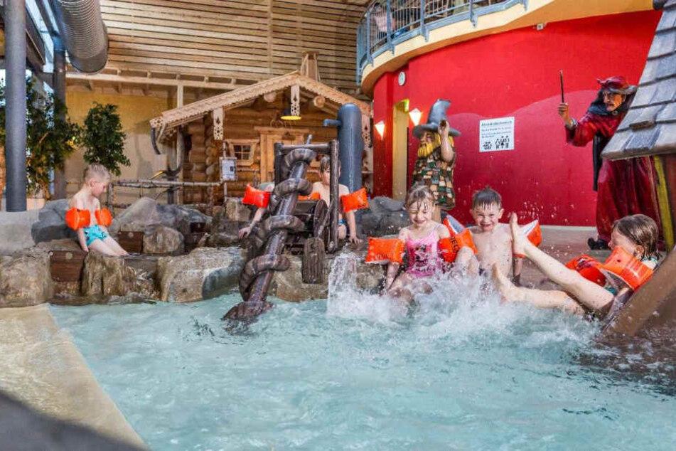 Für Kinder bietet das Hotel an sechs Wochentagen ein abwechslungsreiches Programm.