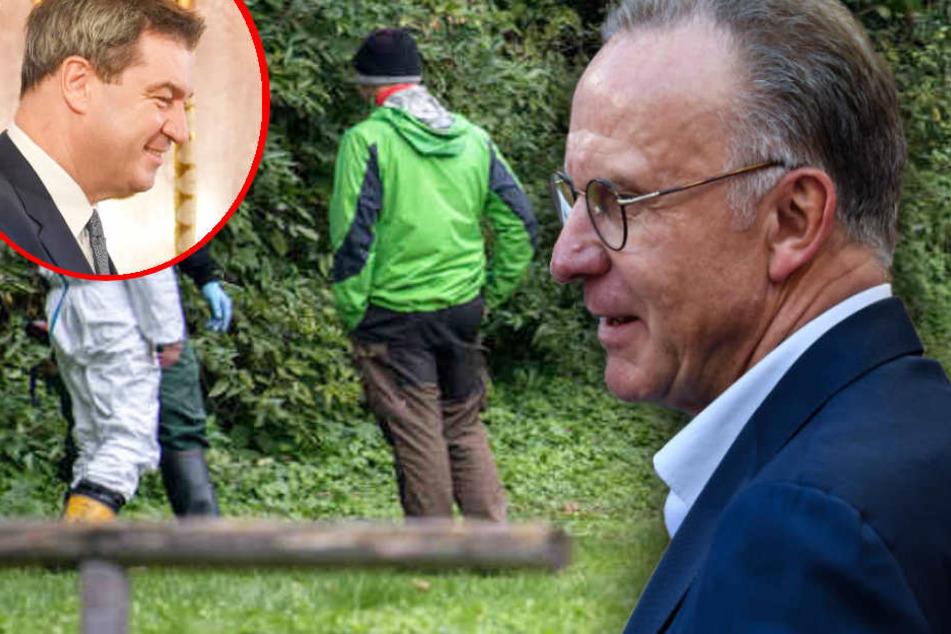 Das war das Jahr 2018: Verrückte Bayern-PK, neue Regierung und eine Horror-Tat