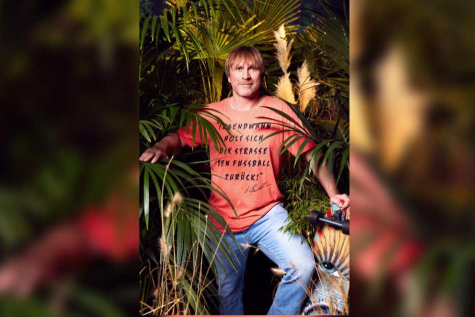 Seine Teilnahme am RTL-Dschungelcamp lässt sich Ansgar Brinkmann gut bezahlen, wie er selbst sagt.