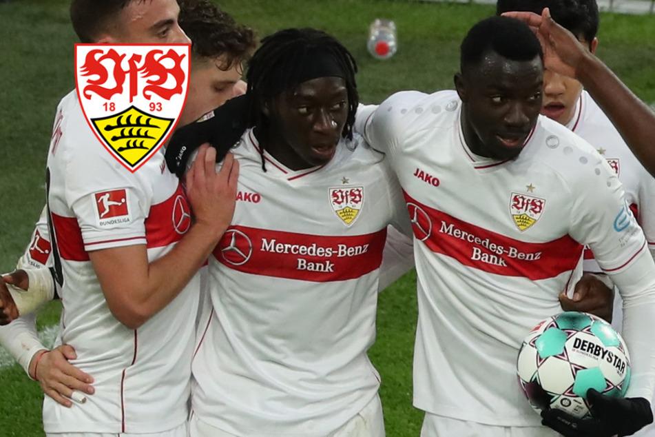 """VfB Stuttgart: Die """"Jungen Wilden 2.0"""" halten Distanz zum Keller"""