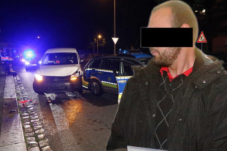 """""""Schwärzeste Nacht meines Lebens"""": Dieser Gleisbauer ist jetzt nicht nur seinen Job los"""