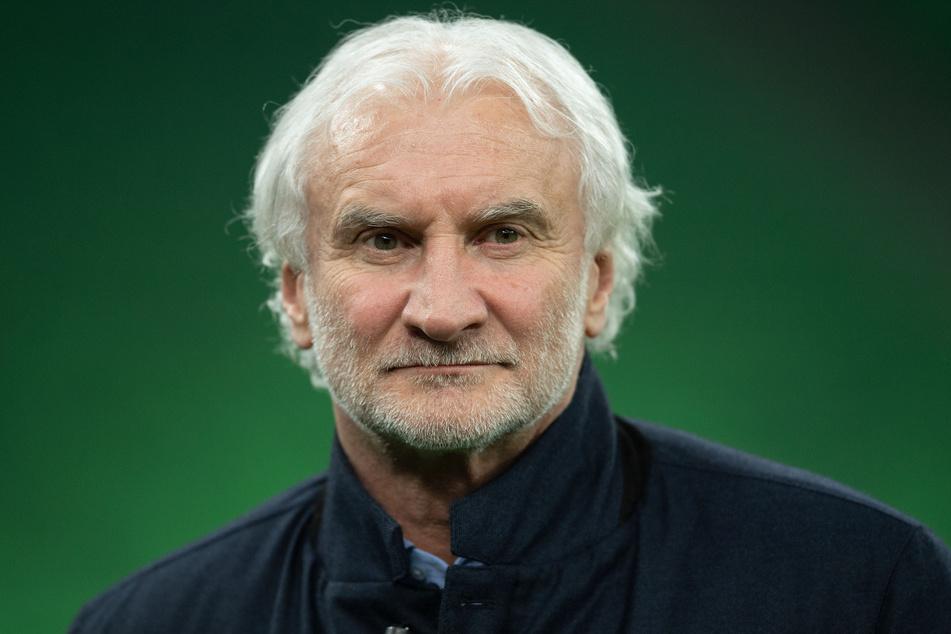 Rudi Völler (60).