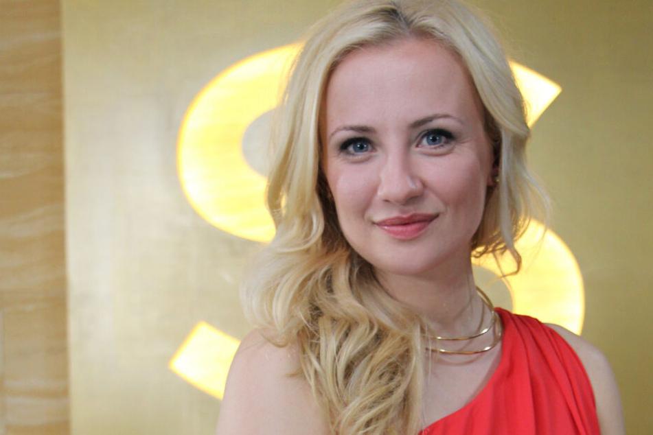"""Ania Niedieck spielt seit etlichen Jahren bei """"Alles was zählt"""" die Isabelle Reichenbach."""
