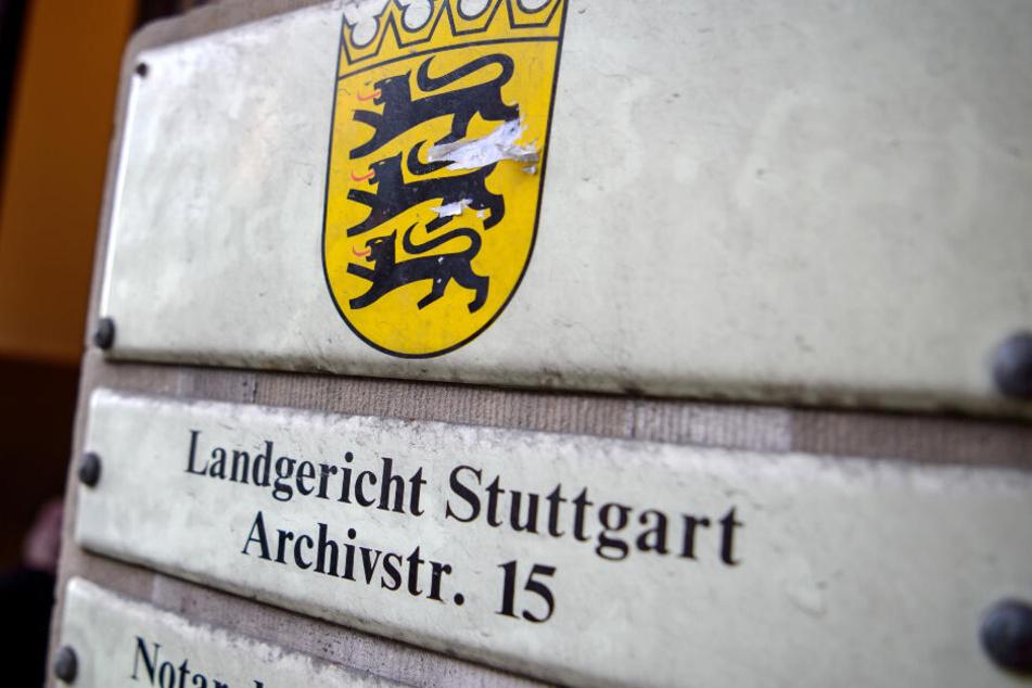 Der Prozess beginnt am Dienstag am Landgericht Stuttgart.