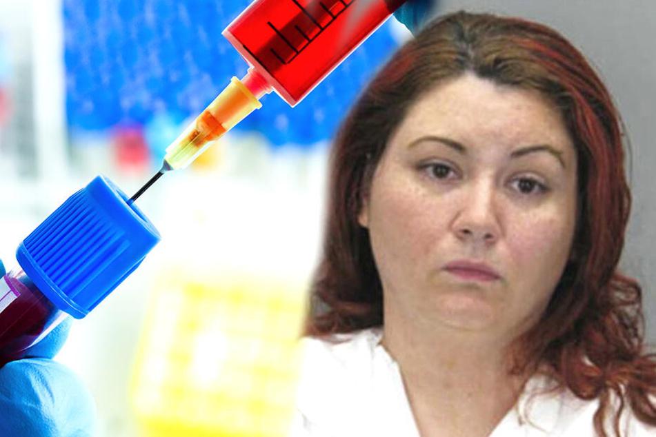 Mutter vergiftet ihren Sohn (5), indem sie ihm ihr eigenes Blut spritzt