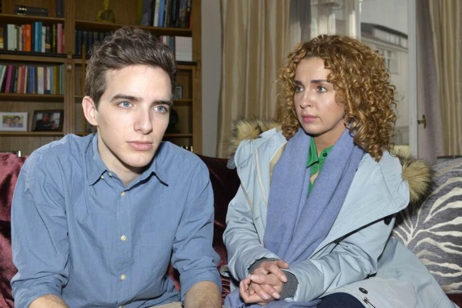 Ein wahrer Albtraum für Luis: Seine Mutter Nina datet Brendas Vater.