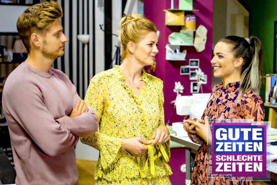 GZSZ: GZSZ-Comeback!? Darum geht es bei Nina Botts Rückkehr wirklich