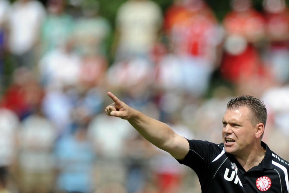 Uwe Koschinat ist seit 2011 Trainer des SC Fortuna Köln.