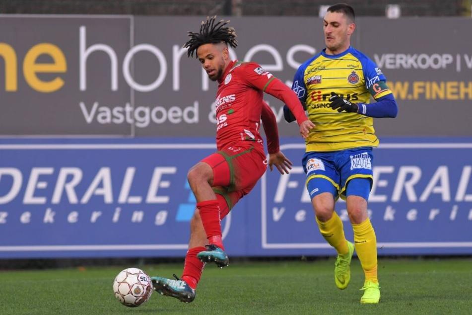 Theo Bongonda (li.) mischt die belgische Liga auf.