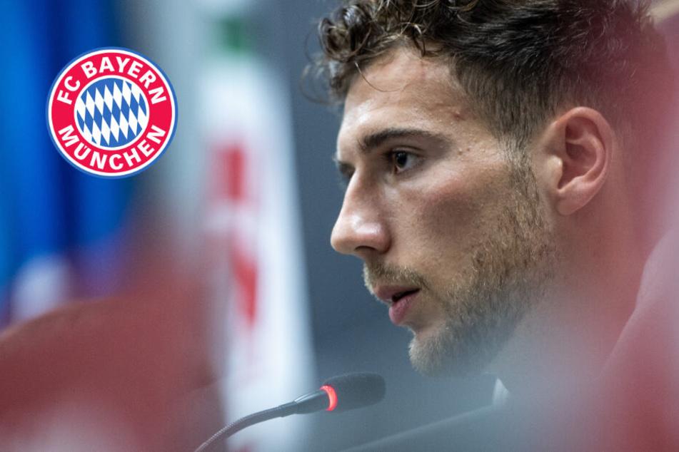 FC-Bayern: Leon Goretzka fordert entschlossenes Handeln gegen Rassismus