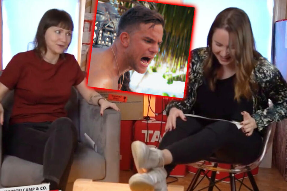 Trash-Talk: Zwei freche Mädels legen sich mit dem Bachelor an