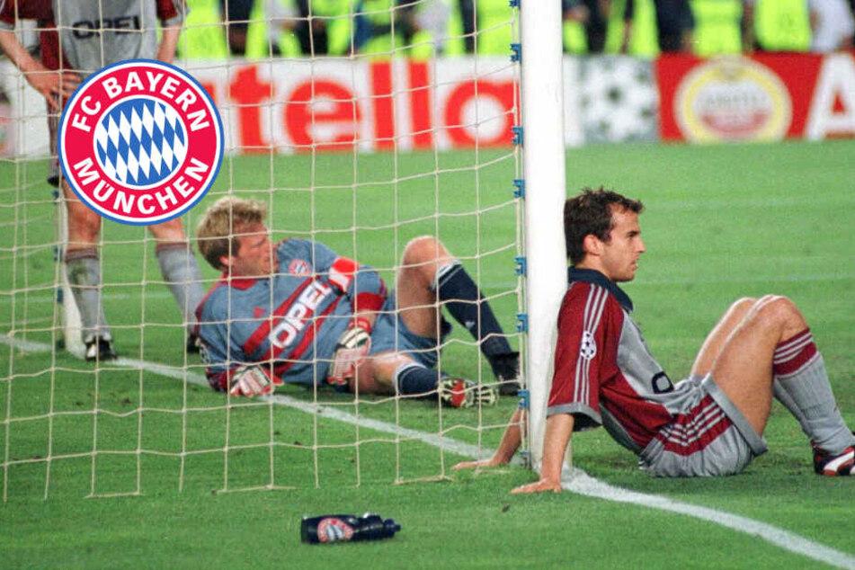 20 Jahre nach Champions-League-Drama: FC-Bayern-Legenden gegen ManUnited