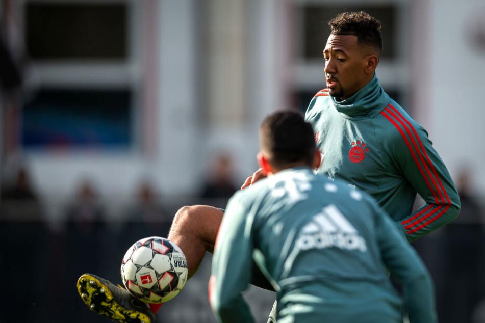 Jerome Boateng dürfte am Samstag gegen Werder Bremen in der Startformation der Münchner stehen.