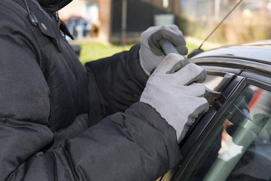 Unter anderem sollen zahlreiche Autoeinbrüche auf das Konto des Radebeulers gehen.