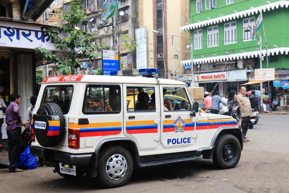 Die indische Polizei fasste nun endlich den Serien-Straftäter (Symbolbild).
