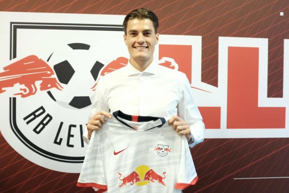 Patrik Schick kommt ein Jahr auf Leihbasis zu RB Leipzig, anschließend können ihn die Roten Bullen zum Rekordeinkauf machen.