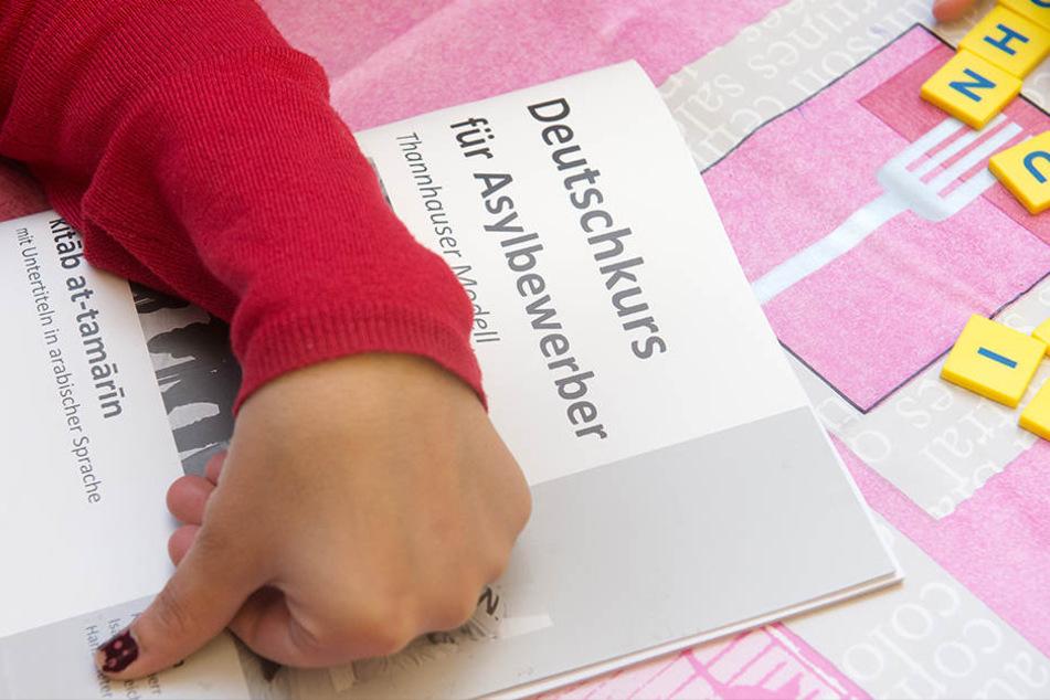 Das Angebot an Deutschkursen für Flüchtlinge soll ausgebaut werden.