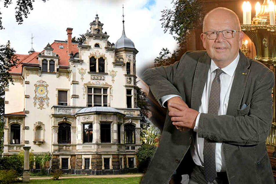 """Dresden: Hier sagen sie alle """"Ja"""": Dresdens Heirats-Hochburg feiert Silberhochzeit"""