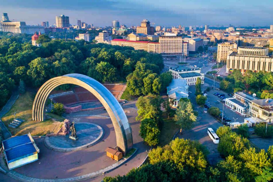 Ab dem 5. Juli geht es vom Schkeuditzer Aiport direkt in die ukrainische Hauptstadt.