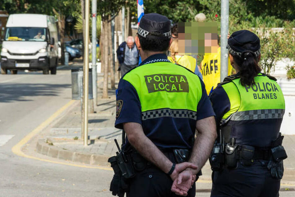 Die spanischen Behörden haben den Mann gefasst. (Symbolbild).
