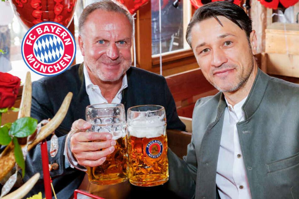 Diskussionen um Kovacs Job beim FC Bayern: Karl-Heinz Rummenigge wird erstmals deutlich