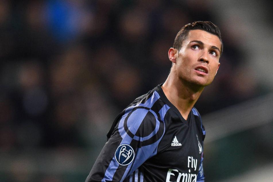 Cristiano Ronaldo (31) versetzt seine Fans in Sorge.