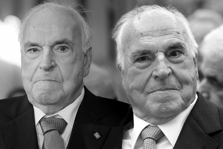 Altkanzler Helmut Kohl starb am 16. Juni im Alter von 87 Jahren.