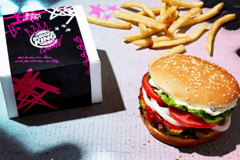 Whopper für lau: Burger King macht's möglich.