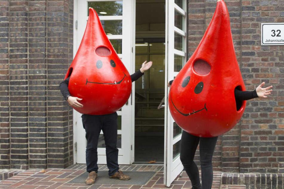 Wer an der Aktion teilnehmen möchte, kommt einfach zur Blutbank in die Johannisallee 32.