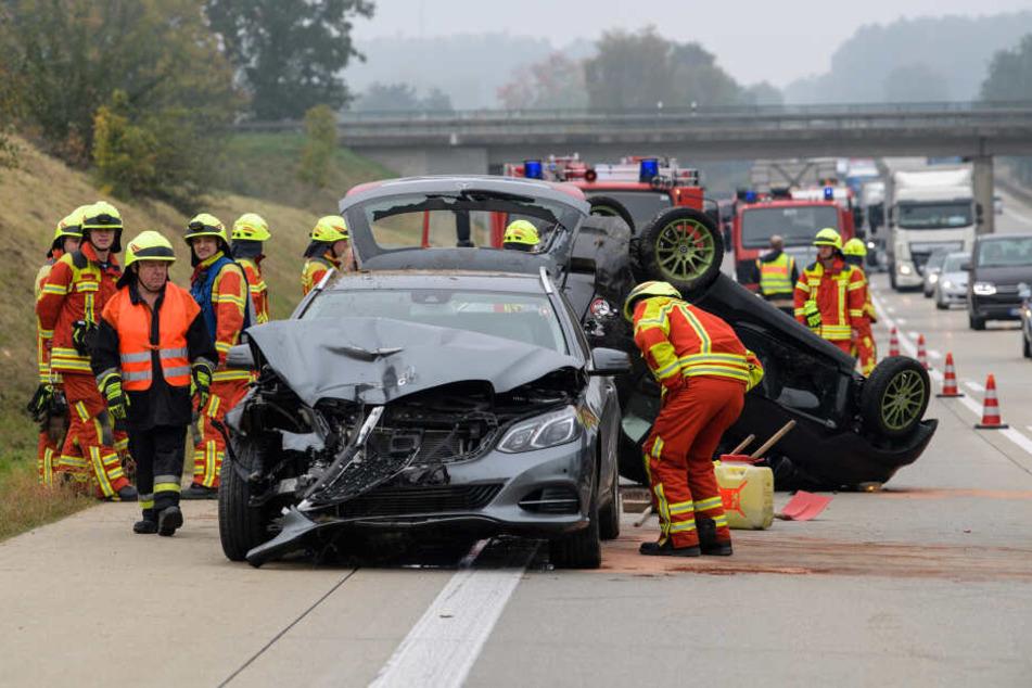 Angesichts der Unfälle wäre es laut SPD nun an der Zeit ein Tempolimit 130 einzuführen. (Archivbild)