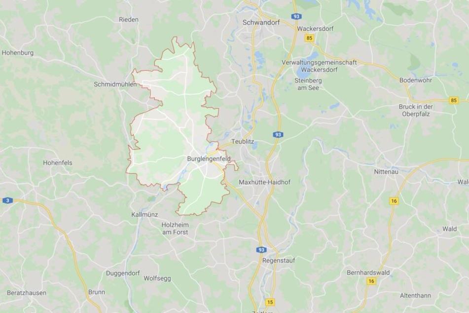 In Burglengenfeld war der Körper eines getöteten Mannes auf einem Speditionsgelände gefunden worden.