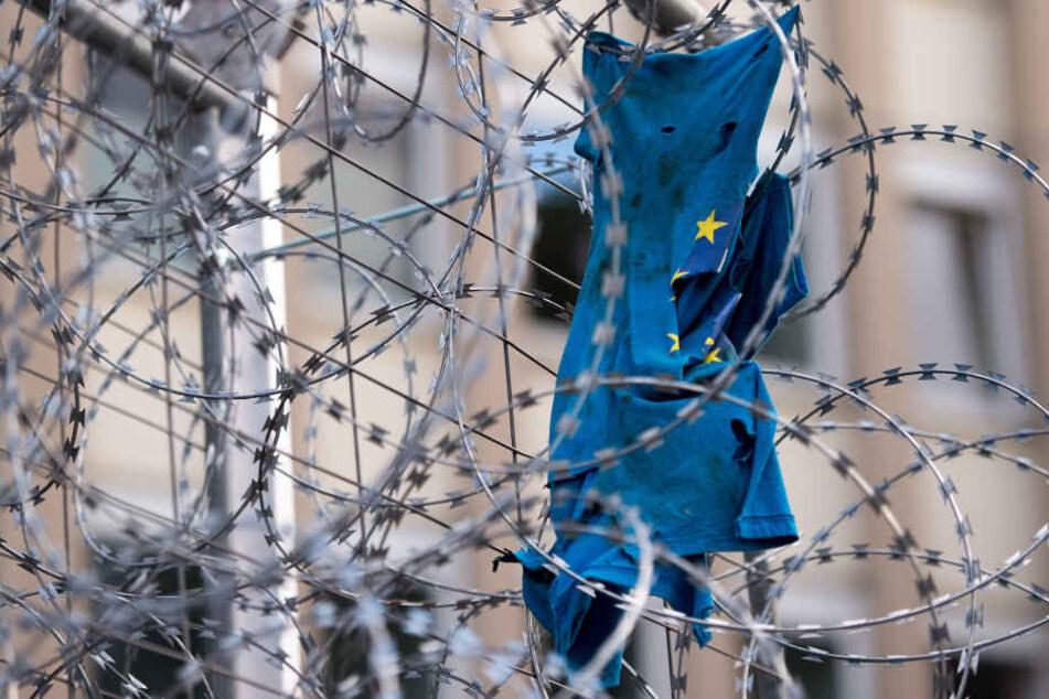 Macht Deutschland Europa mit einer Mauer dicht?