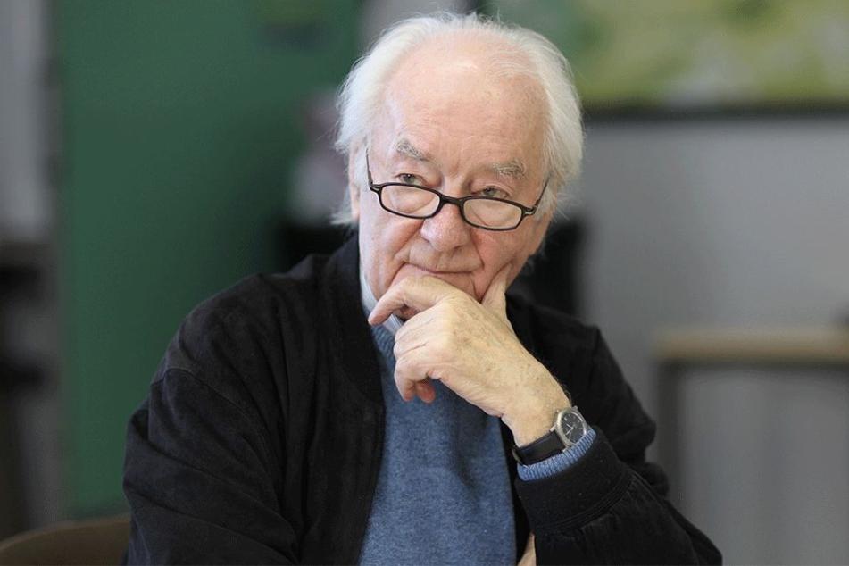 Architekt Wolfgang Hänsch (†84) im Frühjahr 2011.