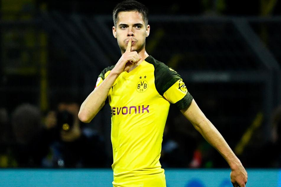 Julian Weigl könnte Dortmund in Richtung Paris verlassen.
