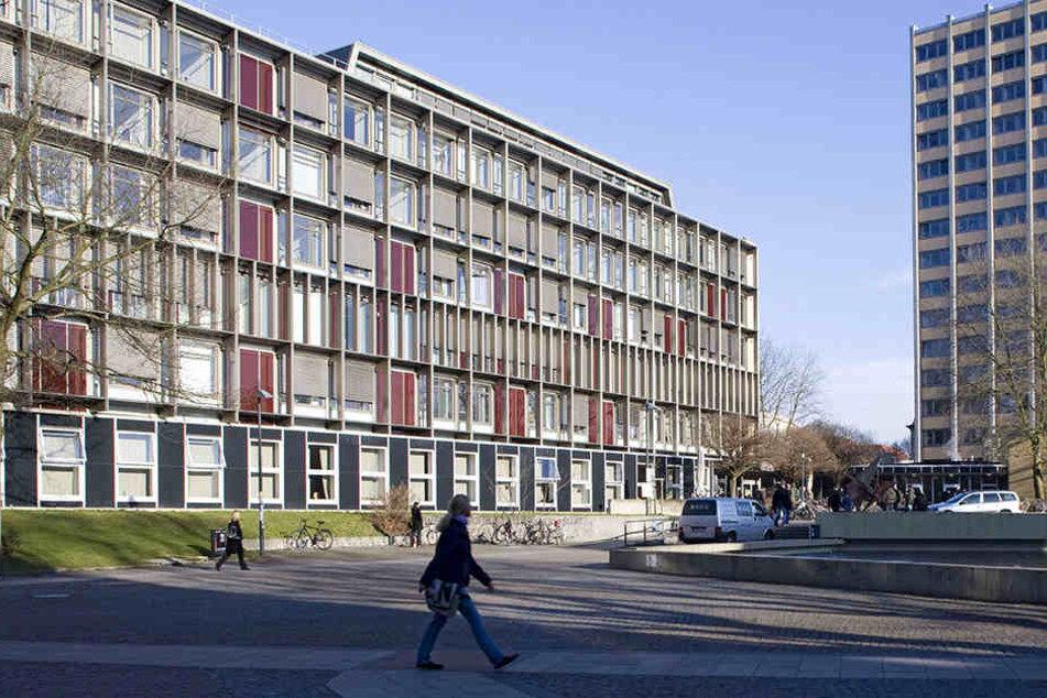 Uni Hamburg.