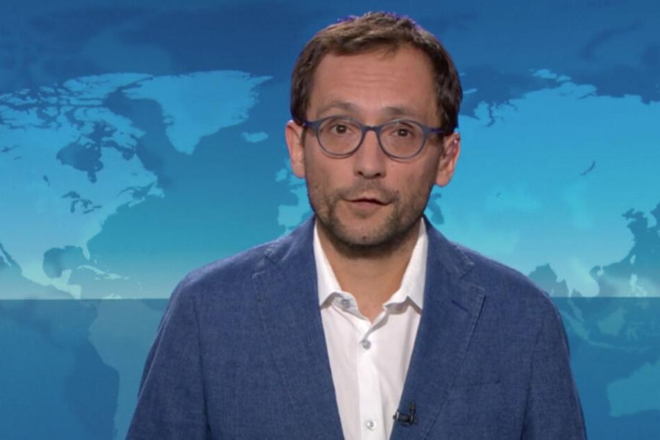Er brachte Meuthen in Rage: NDR-Journalist Gabor Halasz.