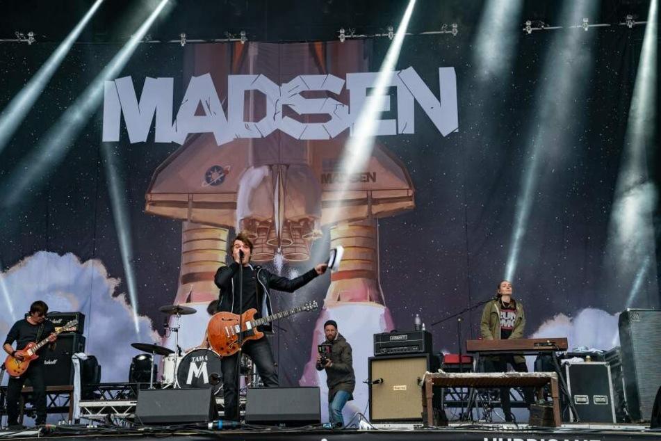 Madsen musste einige Shows jetzt absagen.