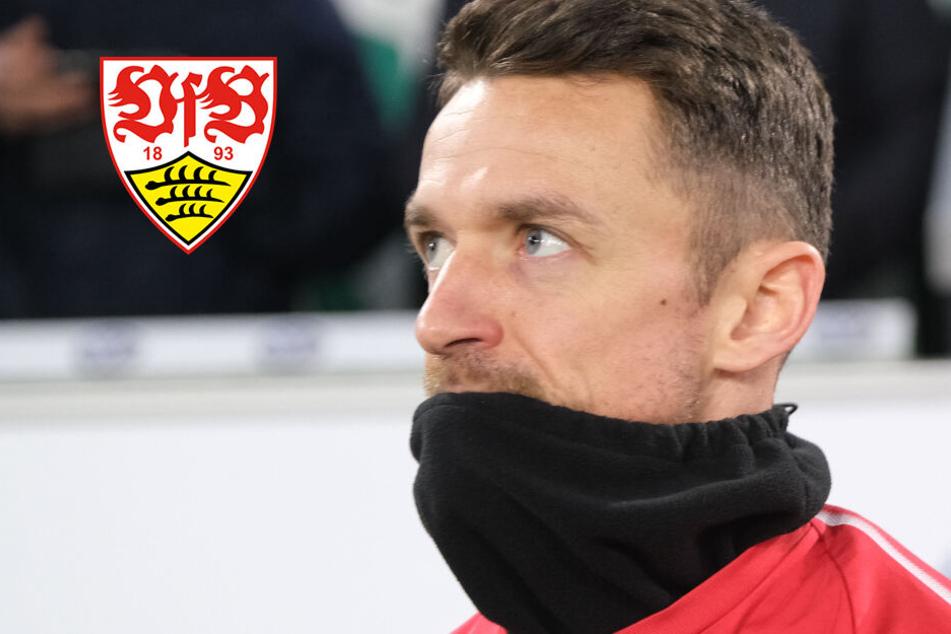 VfB-Kapitän Christian Gentner auf dem Abstellgleis