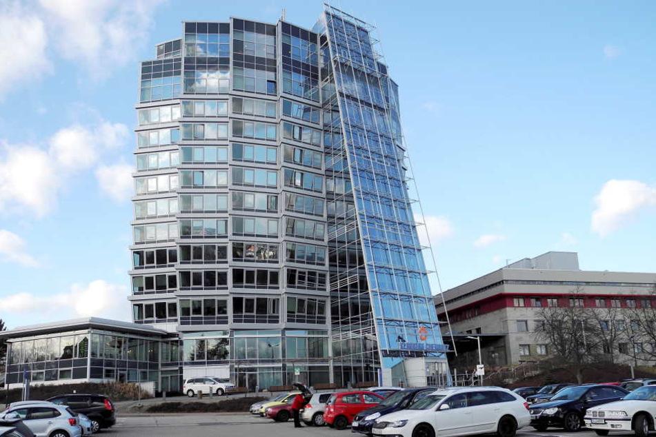 Klinikum Chemnitz soll für 82 Mio Euro neu gemacht werden