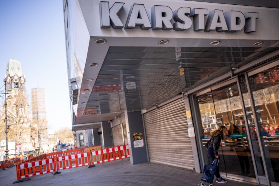 Karstadt geht durch schwere Zeiten (Symbolbild).