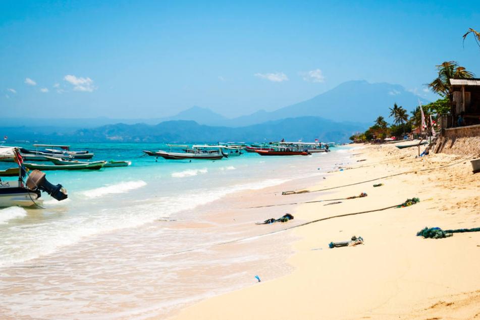 Nach 18 Monaten wurde die Frau an einen indonesischen Strand gespült. (Symbolbild)
