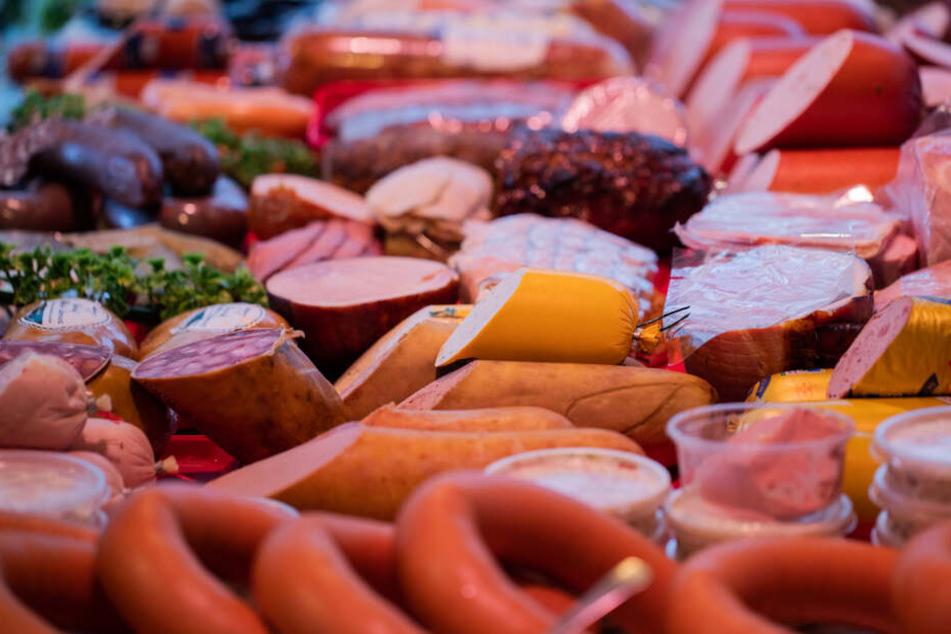 Igitt: Metzgerei lagert über 20 Kilo Schimmel-Würste