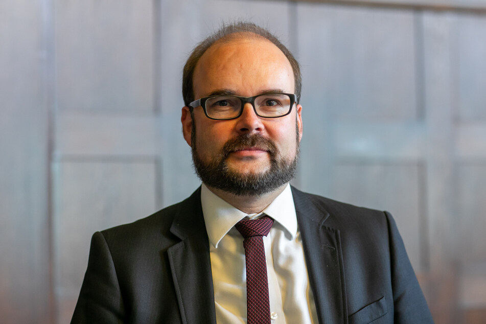 CDU: Kultusminister Christian Piwarz (46).