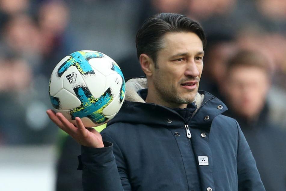 Niko Kovac sah bei seiner Mannschaft fußballerisch noch Luft nach oben.