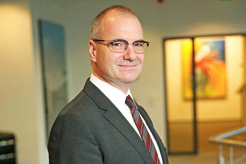 Erik Bodendieck ist Allgemeinmediziner und führt eine Arztpraxis in Wurzen.