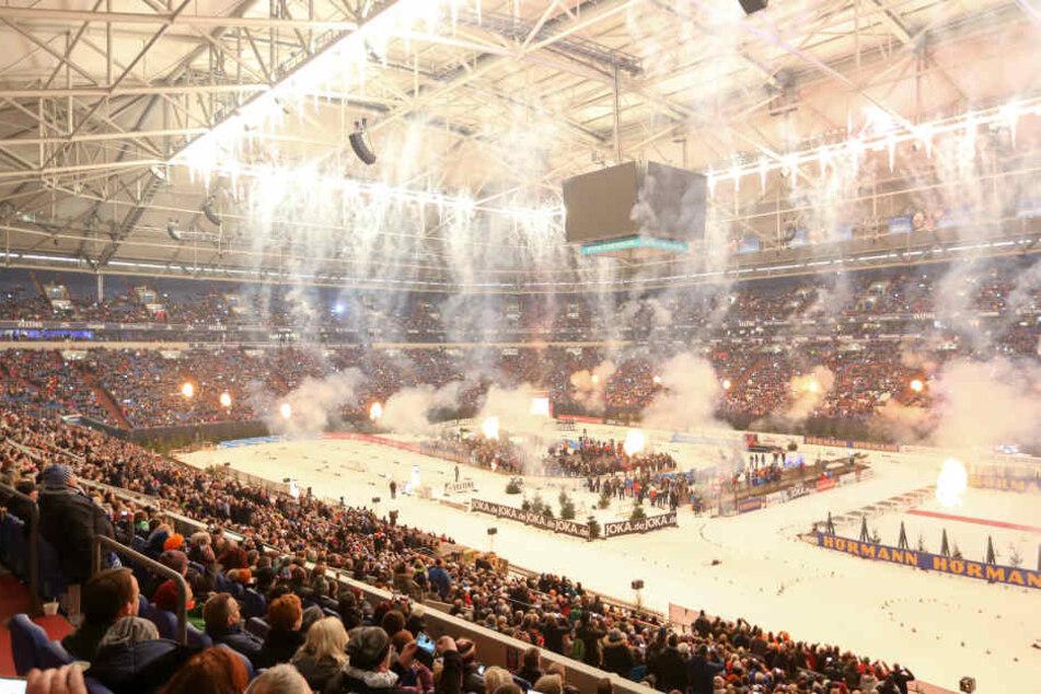 Hexenkessel: Hier flippen 40.000 Zuschauer völlig aus