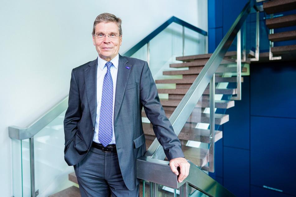 Hans-Ulrich Engel, stellvertretender Vorstandsvorsitzender und Finanzvorstand der BASF SE.