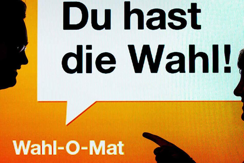 """Der """"Wahl-O-Mat"""" ist eine gute Orientierungsmöglichkeit für die kommenden Landtagswahlen."""
